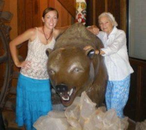 myra nikki and the bear